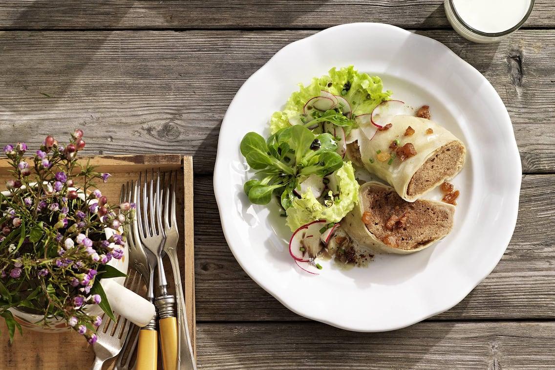 Ferlacher Hadnwickl, Buchweizen, Rezept, Salat