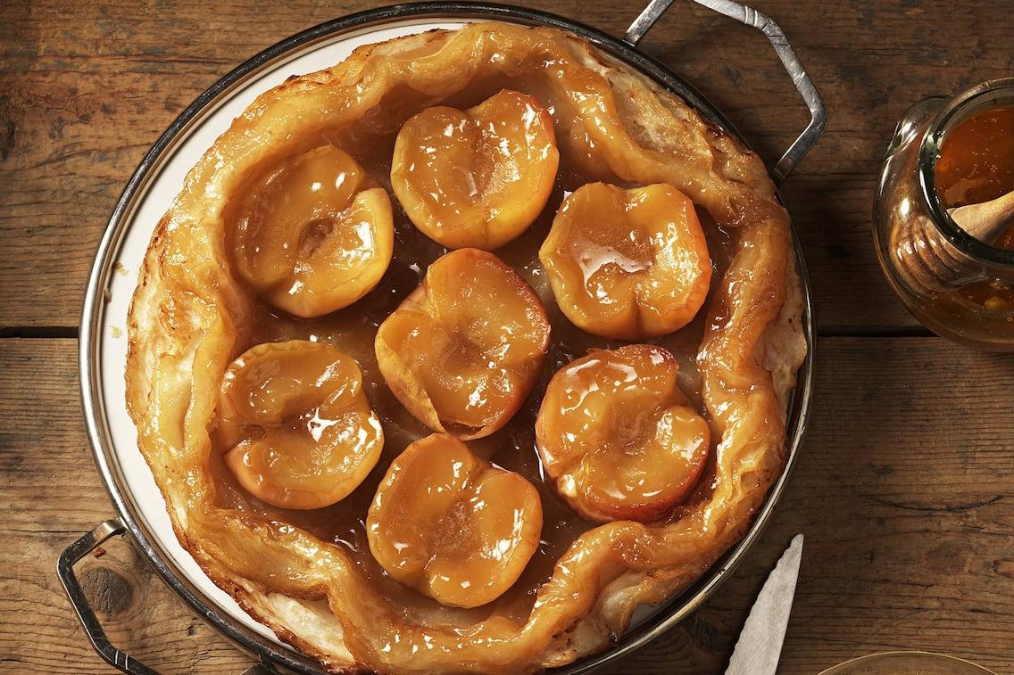 Gestürzter Apfelkuchen (Bild: Eisenhut & Mayer)