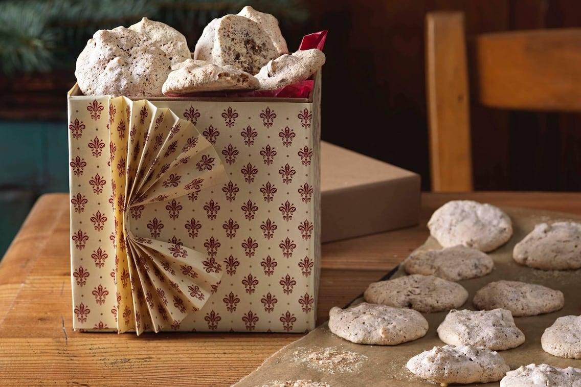 Busserl, Feigenbusserl, Weihnachtsbäckere, Weihnachtskekse, Weihnachtsplätzchen, Plätzchen, Servus Rezept