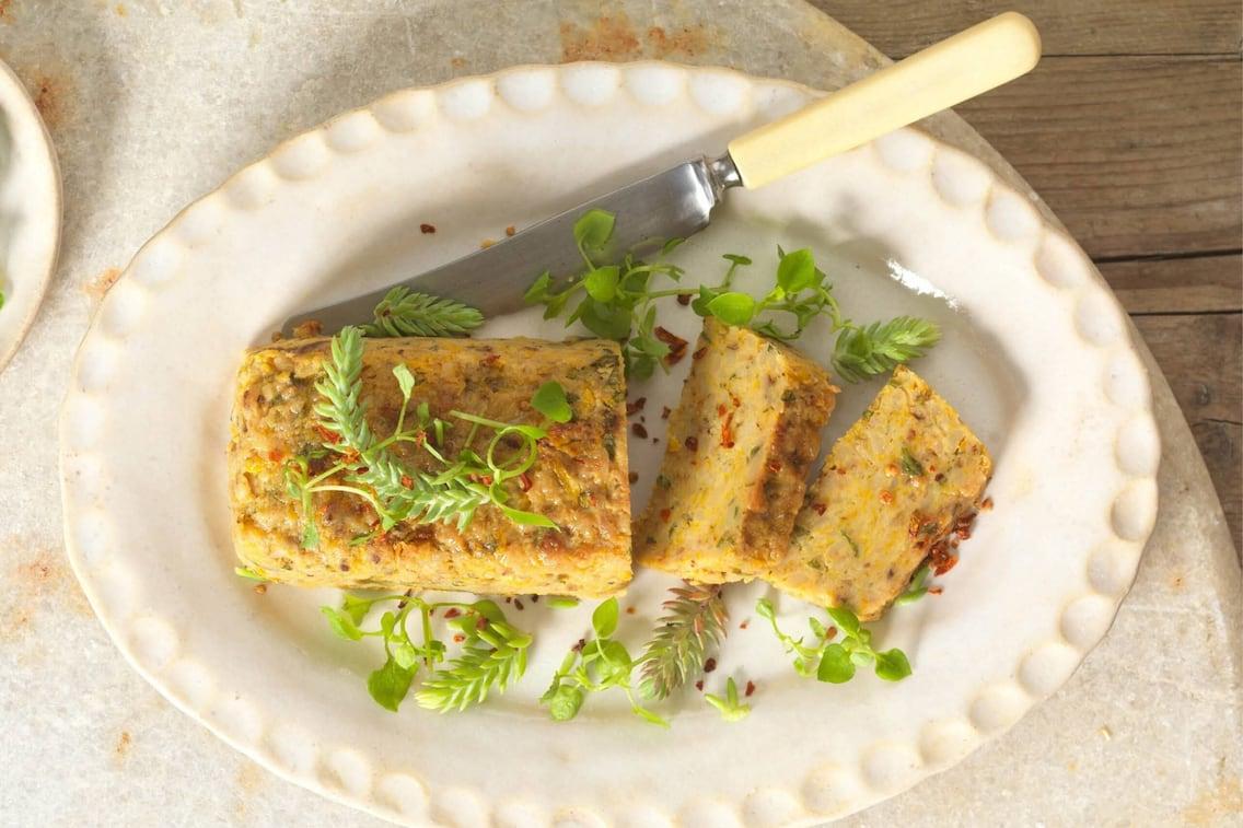 Kürbis, Kartoffel, Auflauf, Hauptspeise, vegetarisch, Servus Rezept