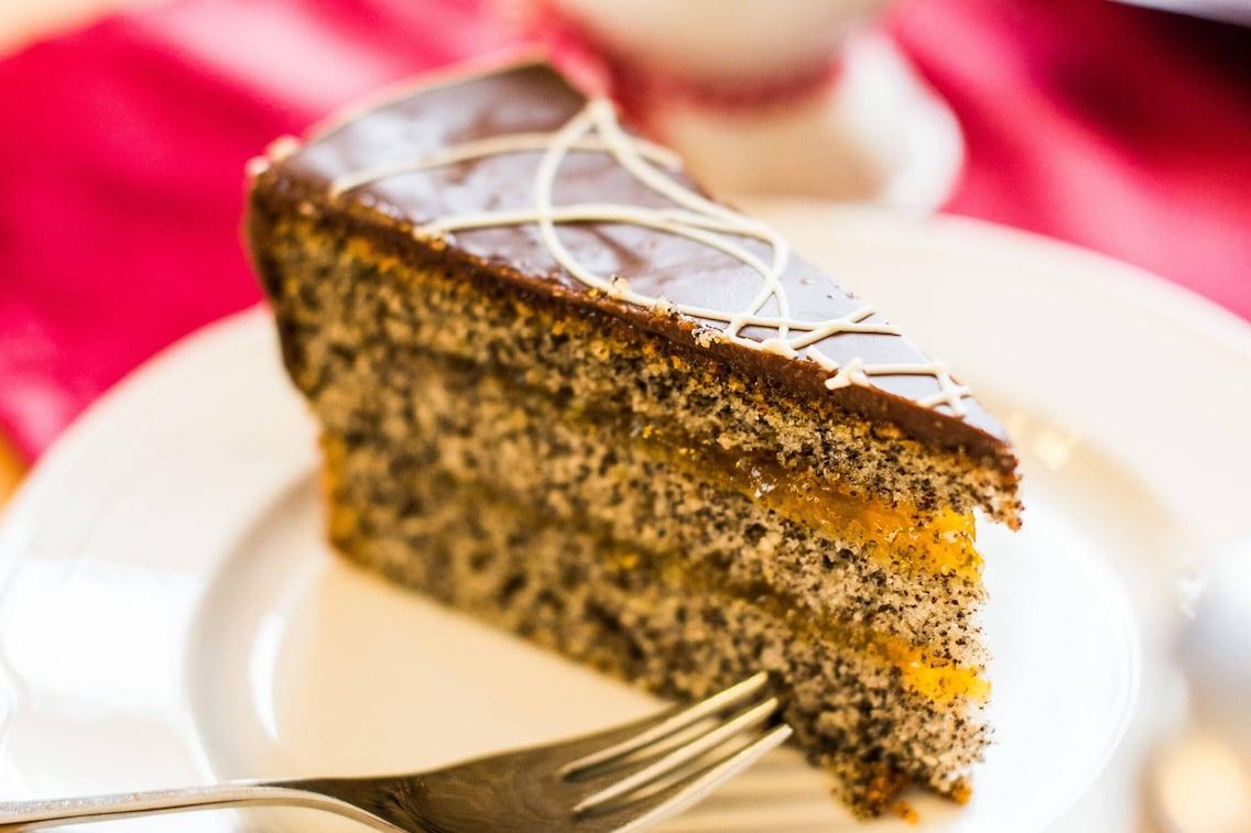 Waldviertler Mohntorte, Mohntorte, Mohn-Torte, Torte, Torten-Rezept, Servus-Rezept