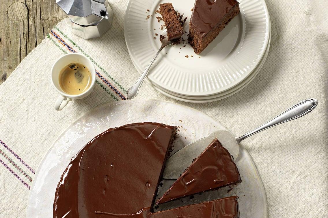 Uhudler Schokoladekuchen (Bild: Eisenhut & Mayer)