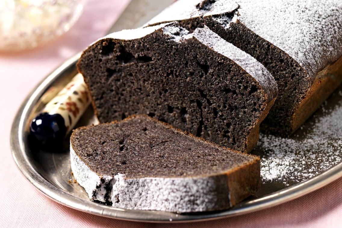 Waldviertler Mohnkuchen, Kuchen, Mohn, Mohnkuchen